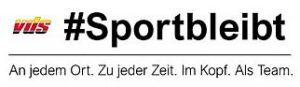 vds Aufruf #Sportbleibt